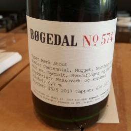 Bøgedal No 574