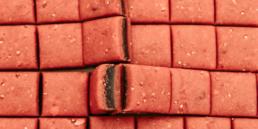Lakridskonfekt fra Hattesens Konfektfabrik